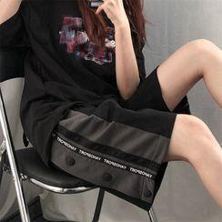 LINSI - Lettering Shorts