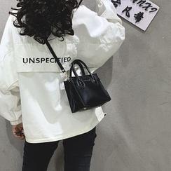 CUEVA - Faux Leather Crossbody Bag