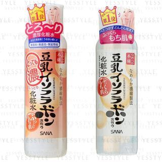 SANA - Soy Milk Moisture Toner 200ml - 3 Types