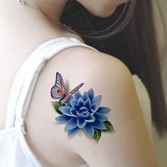 Tattoo Kingdom - Waterproof Temporary Tattoo