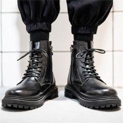 TATALON - Lace-Up Ankle Boots