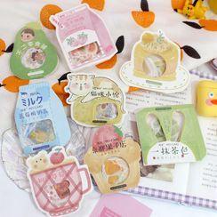 Jigsal - Fruit Sticker (various designs)