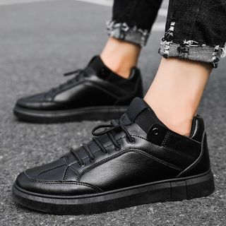 JACIN - High-Top Lace-Up Sneakers