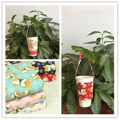 Cloud Forest - 印花環保飲料提袋
