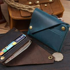 Leather Luuv - Faux Leather Card Holder