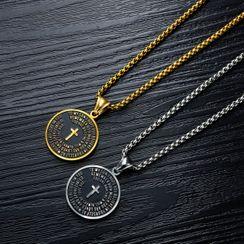Tenri - Cross Pendant  / Necklace / Set