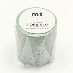 mt - mt Masking Tape : mt×Morris&co.Pure Willow Boughs Eggshell/Chalk