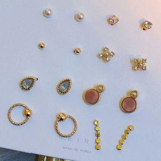 PO!NY STUDIO  - Set: Stud Earring (Various Designs)