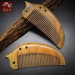 Woodiland - Wooden Hair Comb