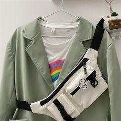 Anchara - Buckled Sling Bag