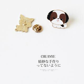 Kawano - 合金动物胸针