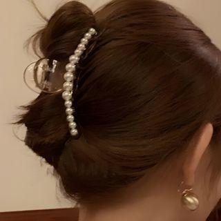 YUGGI - Faux Pearl Hair Clamp