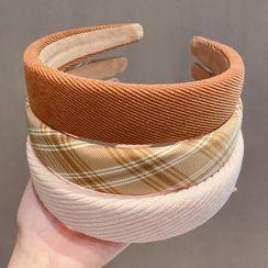 Oohlala! - Fabric Headband (various designs)