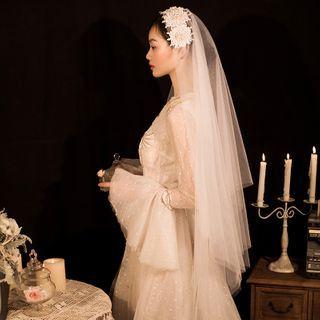 Nymphie - Lace Wedding Veil