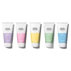 The Saem - Natural Condition Cleansing Foam - 5 Types