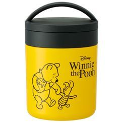 Skater - Winnie the Pooh Thermal Delica Pot 300ml