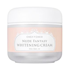 CHICA Y CHICO - Nude Fantasy Whitening Cream 55ml