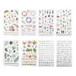 Full House - Daily like-Sticker