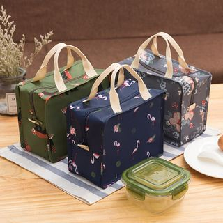 Evorest Bags - Printed Insulated Lunch Bag