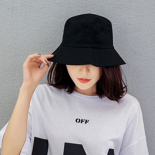 Hat Society - 純色漁夫帽