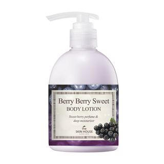 the SKIN HOUSE - Berry Berry Sweet Body Lotion