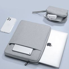 Silviuster - Laptop Sleeve / Zip Pouch / Set