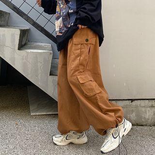 Malnia Home - Cargo Baggy Pants
