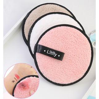 Litfly麗塔芙 - 清水卸妝粉撲