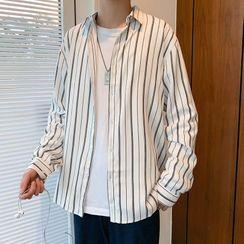 YAVER - Striped Shirt