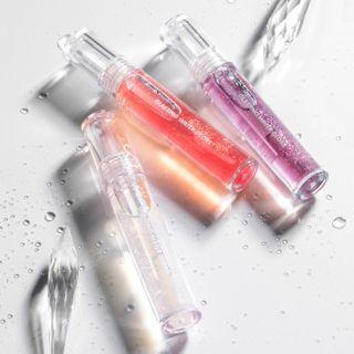 柔魅得 - Glasting Water Gloss - 3 Colors