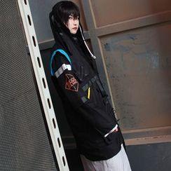 Mikasa - Arknights - Doctor Cosplay Costume