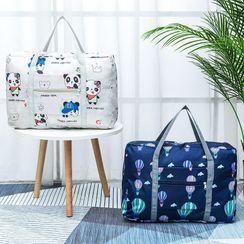 Evorest Bags - Travel Printed Carryall Bag