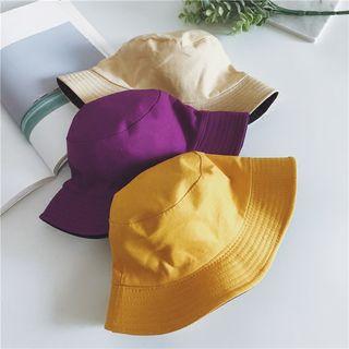 TAAK(ターク) - Plain Bucket Hat