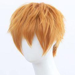 HSIU - 地縛少年花子君源光角色扮演假髪