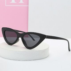 Aisyi - 粗框猫眼太阳眼镜