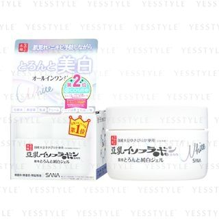 SANA - Soy Milk White 6 In 1 Concentrated Gel