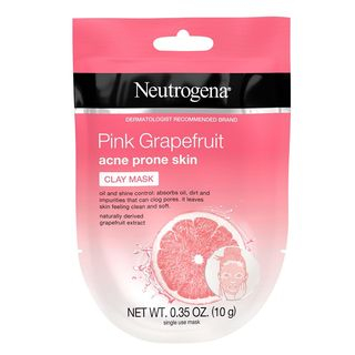 Neutrogena - Pink Grapefruit Acne Prone Skin Clay Mask