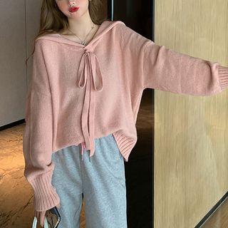Fabricino - Shawl Collar Sweater