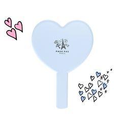 FAUX PAS PARIS - Heart Shaped Mirror
