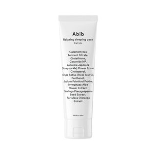 Abib - Relaxing Sleeping Pack Bright Tube