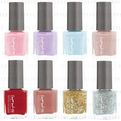 LUCKY TRENDY - Crayon TM Color Nail Polish Limited Edition - 36 Types
