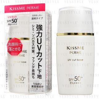 ISEHAN - Kiss Me Ferme UV Cut Base SPF 50+ PA++++