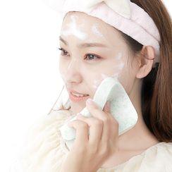 Elancee - Set of 6: Facial Cleansing Sponge