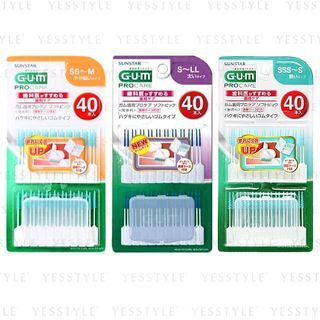 Sunstar - Gum Soft Pick - 5 Types