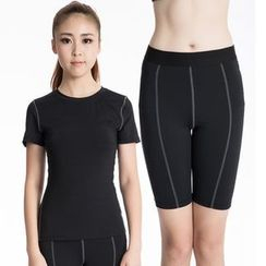 FoxFlair - Set: Sport T-Shirt + Shorts