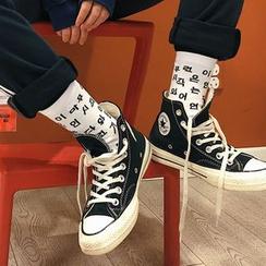 ASAIDA - 字母袜子