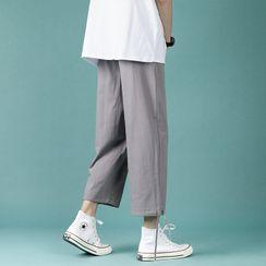 YERGO - Cropped Harem Pants