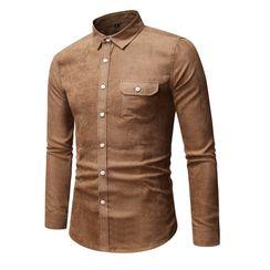 Andrei - Pocket Detail Shirt