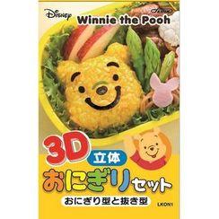 Skater - Winnie the Pooh Onigiri Rice Mold
