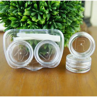 Voon - Transparent Contact Lens Case